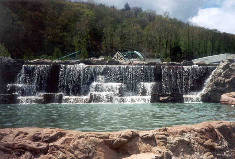 A1 Gunite Construction Water Features